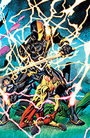 Teen Titans Annual 1 The Lazarus Contract