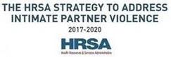 the HRSA strategy to address intimate partner violence