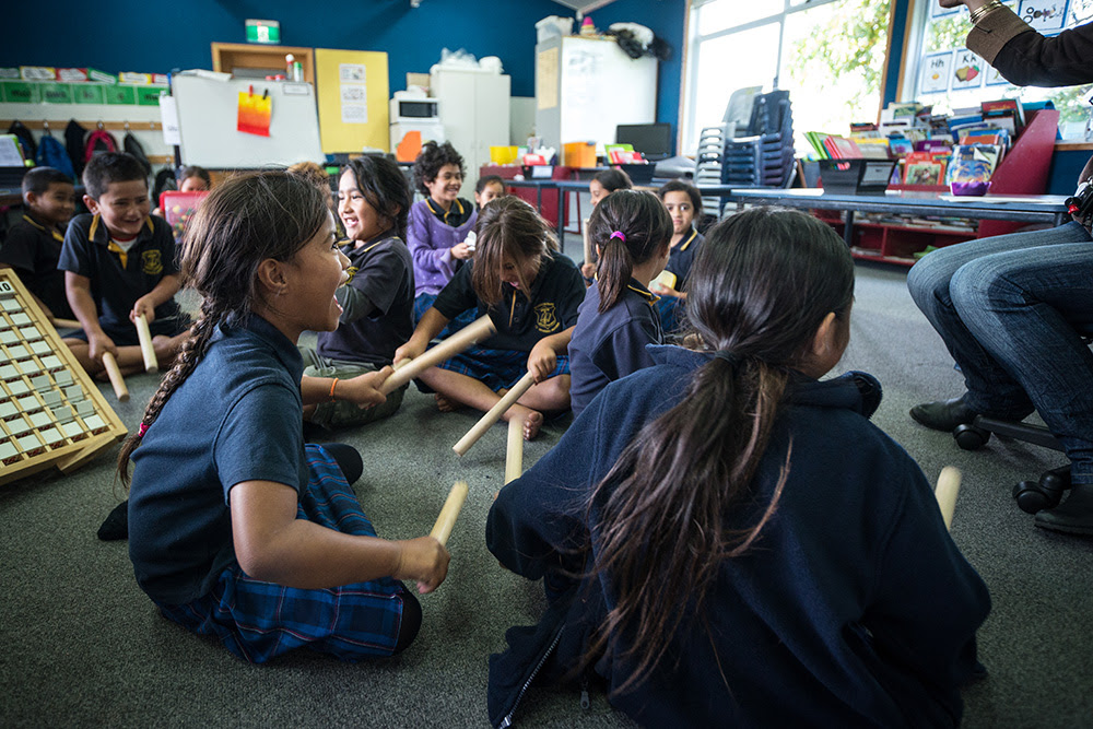 Te Reo Puāwai Māori