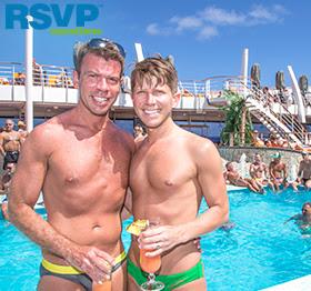 RSVP 30th Anniversary Cruise