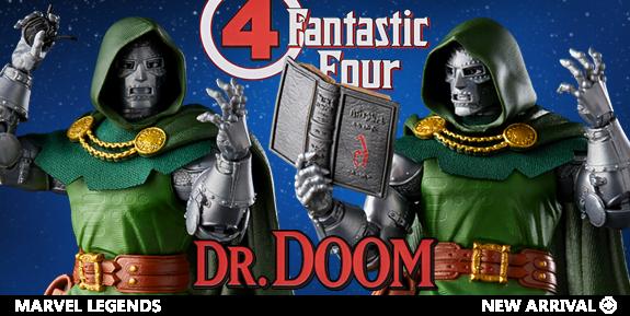 Marvel Vintage Collection Doctor Doom