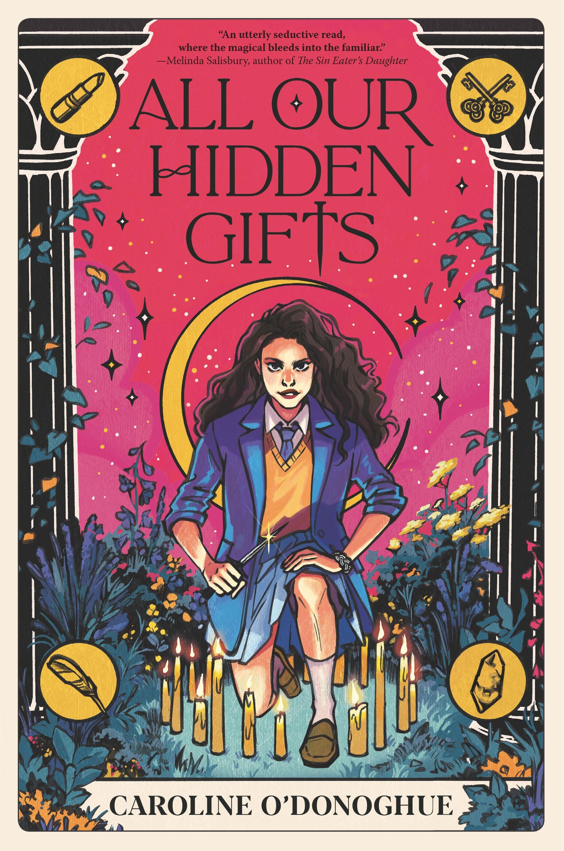 ✔️ Download All Our Hidden Gifts - Caroline O'Donoghue PDF ✔️ Free pdf download ✔️ Ebook ✔️ Epub
