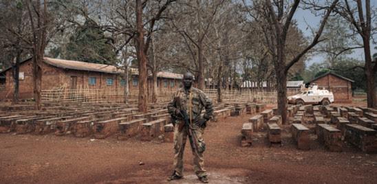 L'AUTO DI UNA MISSIONE CATTOLICA E' SALTATA SU UNA MINA IN REPUBBLICA CENTRAFRICANA