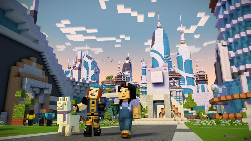 Telltale Games Announces Second Season Of Minecraft: Story Mode