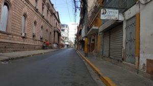 calles desoladas