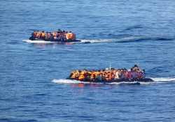 Πάνω από 50 πρόσφυγες και μετανάστες στη Λέσβο το τελευταίο 24ωρο