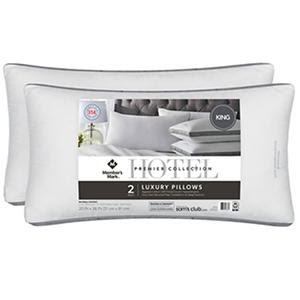 Hotel Premier Collection King Pillow by Member's Mark (2pk.)