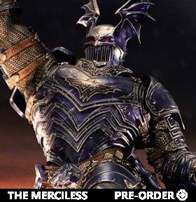 Dark Nights: Metal Museum Masterline The Merciless 1/3 Scale Statue