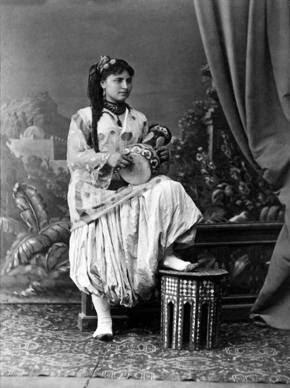 Argélia 1884