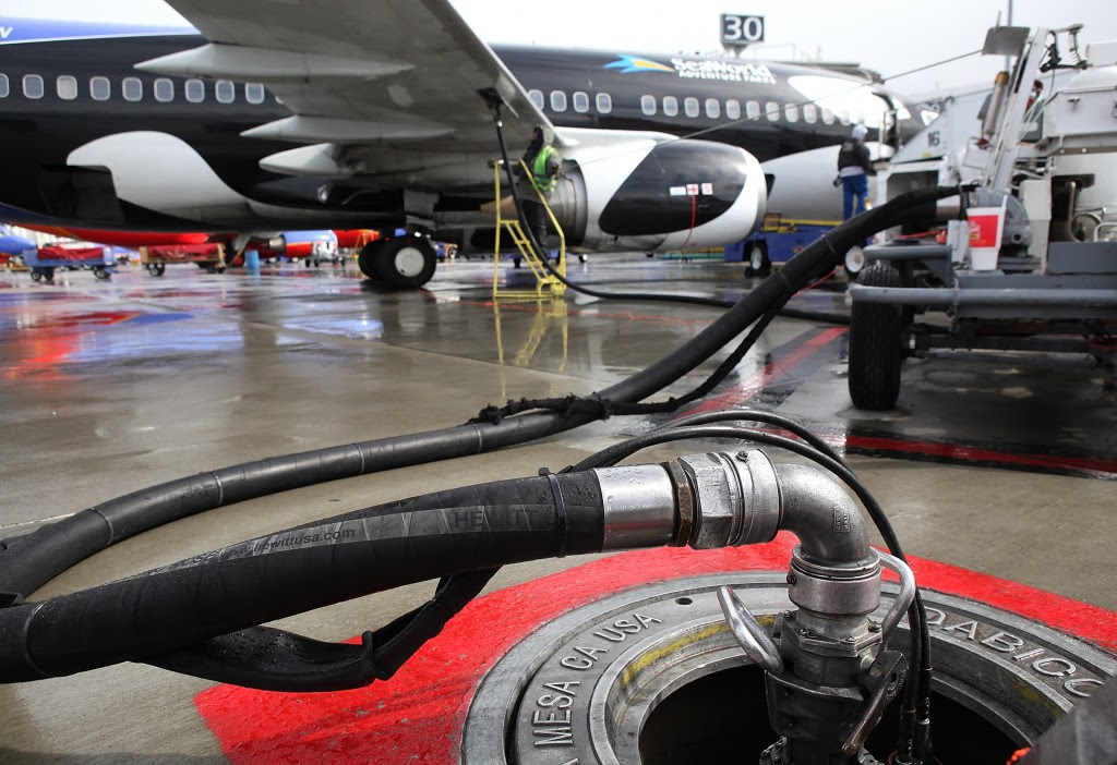 Airlines Face Rapidly Rising Fuel Costs