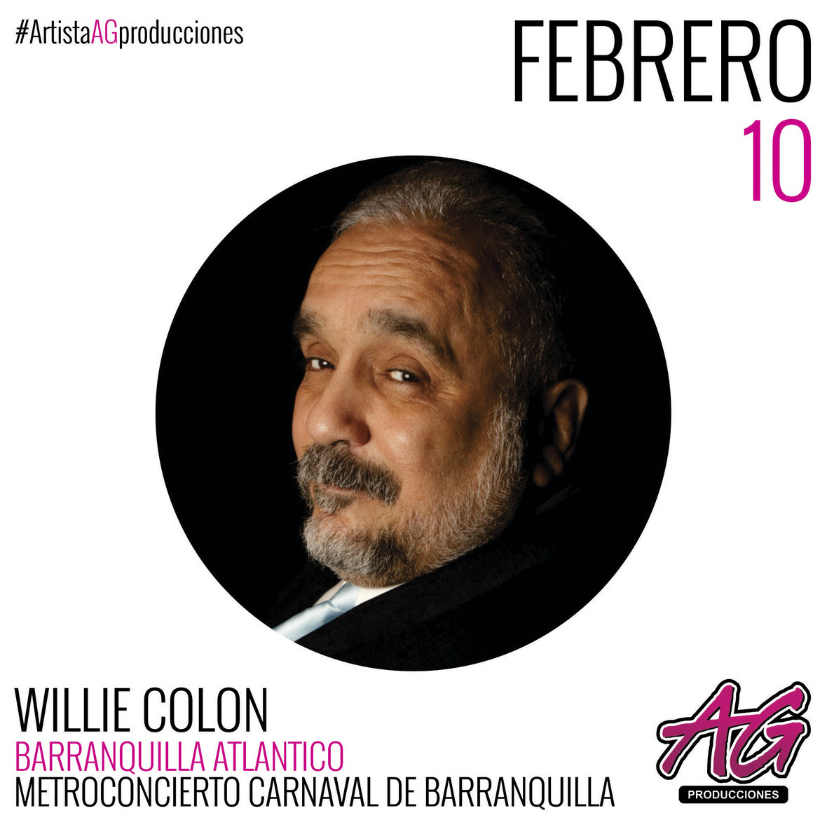 07 AG PRODUCCIONES - WILLIE COLON FEBRERO 10