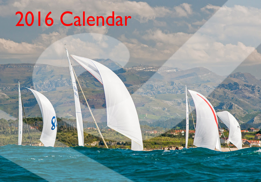 2016 J/Sailing Calendar- the ultimate sailing gift for friends and family