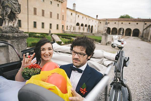 maggiolone nero | Auto sposi matrimonio anni 50