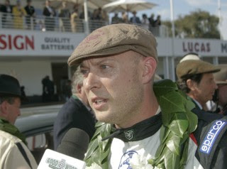 Huff to be first current pro driver in Goodwood Trophy