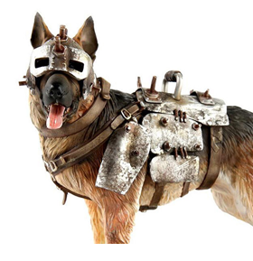 Fallout Dogmeat 1/6 Scale Statue