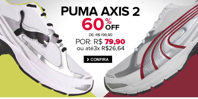 Puma Axis 2