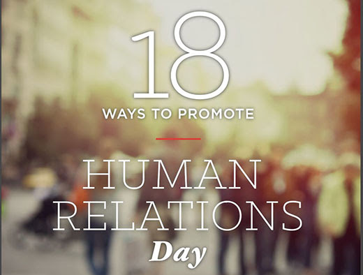 extend a helping hand to those in crisis this human relations day