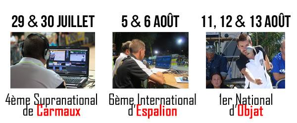 WebTV Boulistenaute Juillet Août