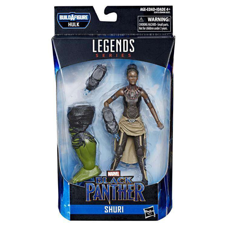 Image of Avengers: Endgame Marvel Legends Black Panther Shuri (Hulk BAF)- Wave 2 - JULY 2019