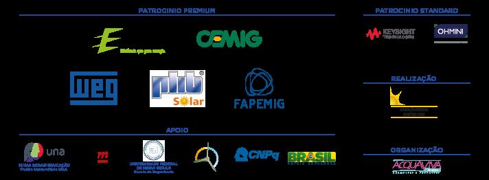 Realizadores: ASsociaçao Brasileira de Energia Solar (ABENS) / Minais Gerais Educaçao: Centro Universitário (UNA) / Universidade Federal de Minais Gerais: Escola de Engenharia