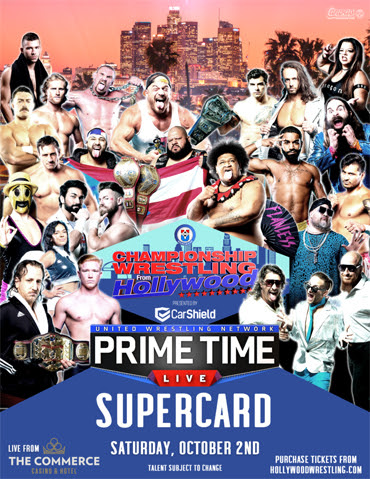 Championship Wrestling from Hollywood