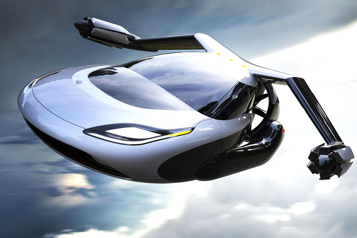 Image result for flying car