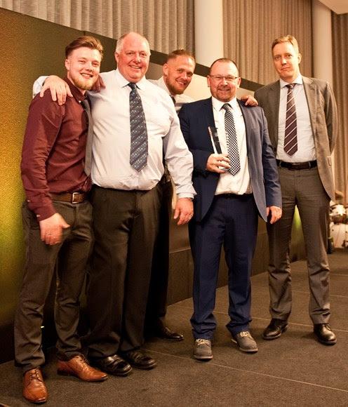 Rail Community Officers scoop South Western Railway award