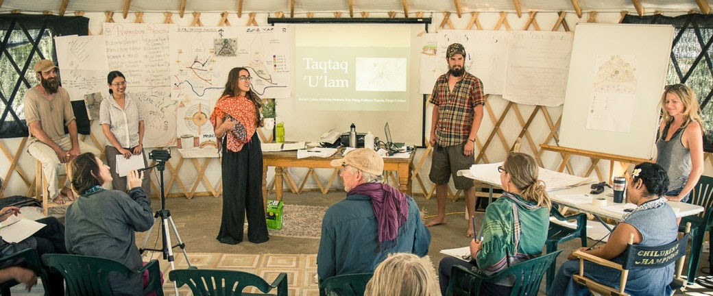 Permaculture Course Quail Springs Cuyama