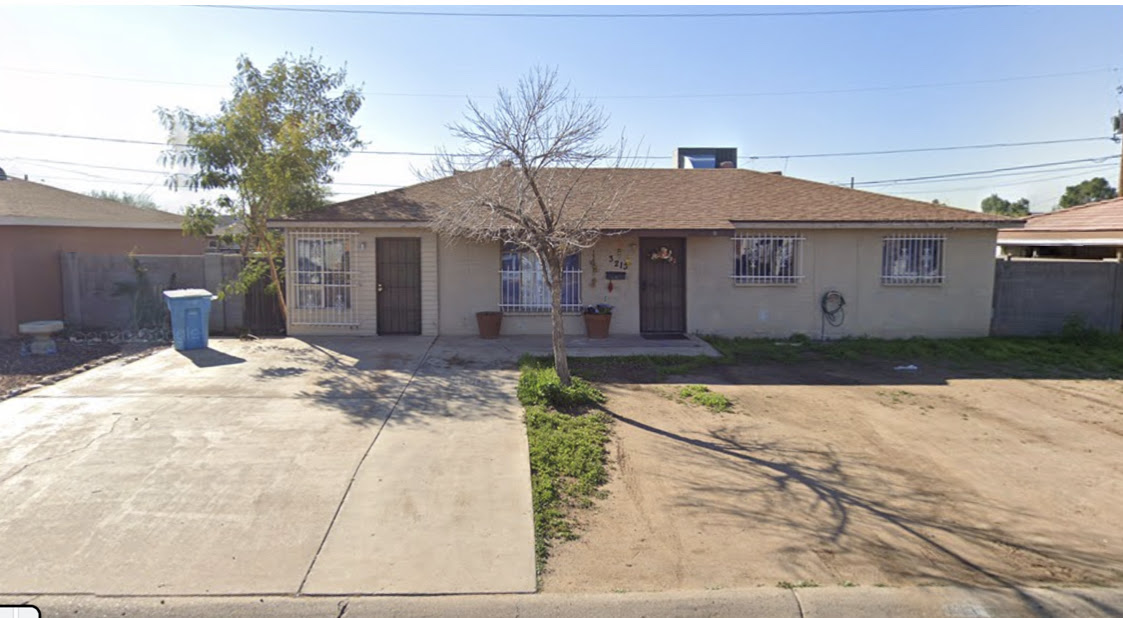 3213 W Montebello Ave Phoenix, AZ 85017 wholesale property listing