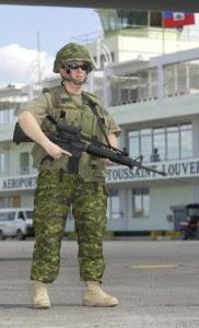 Militè Kanadyen, 28 fevriye 2004