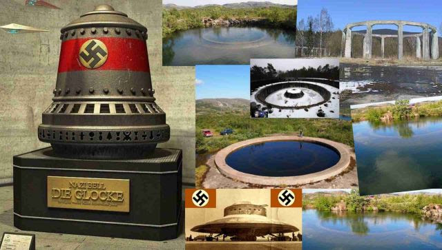 Abandoned 1943 Nazi Concrete 'Rings' in Russia