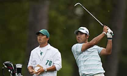 Matsuyama surges to four-shot lead