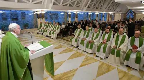 Papa Francisco: El pastor debe ser cercano a la gente y no a los poderosos