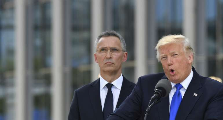 Trump Turned To NATO, Said One Thing, and Then Immediately All Hell Broke Loose…