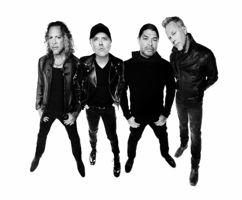 Metallica | courtesy of the band