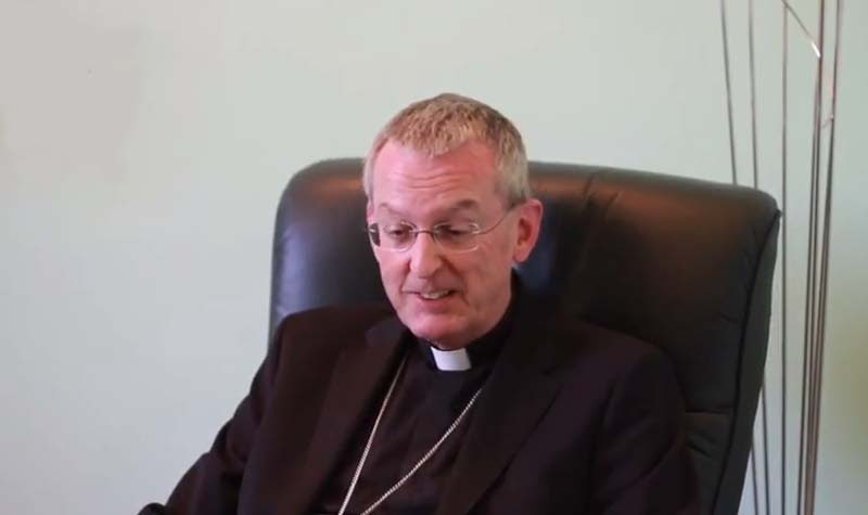 Bishop Declan Lang