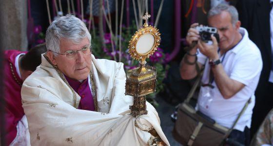 Monseñor Rodríguez, Imagen de Uly Martín en El País