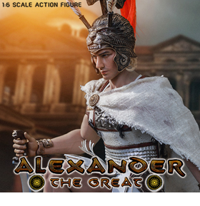 ALEXANDER THE GREAT 1/6 SCALE FIGURE