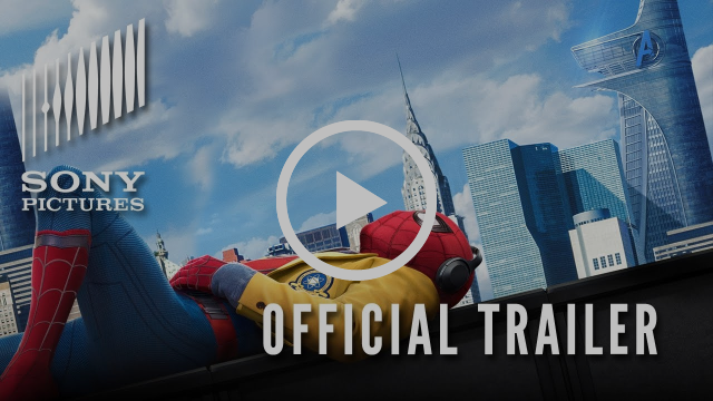SPIDER-MAN: HOMECOMING - Official Trailer #2 (HD)