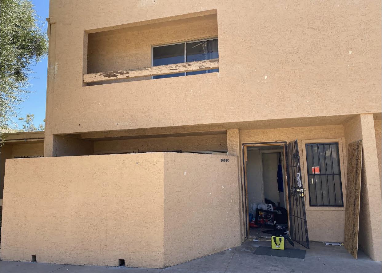 2692 N 43rd Ave #31C Phoenix, AZ 85009 wholesale property listing