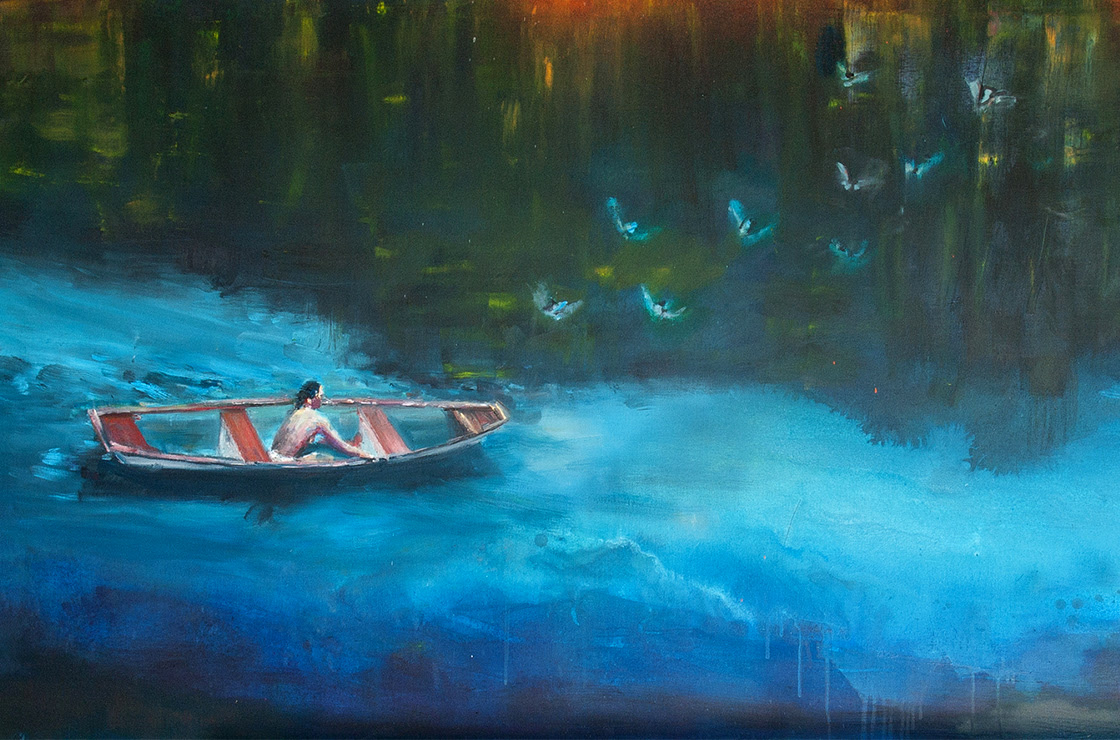 SPOTLIGHT ON AUSTRALIA Doug Frohman's Abstract Narrative