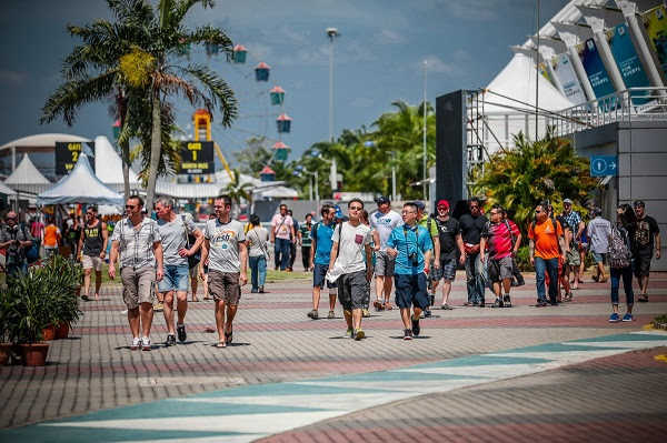 Formula 1 Grand Prix High-End VIP Hospitality Packages