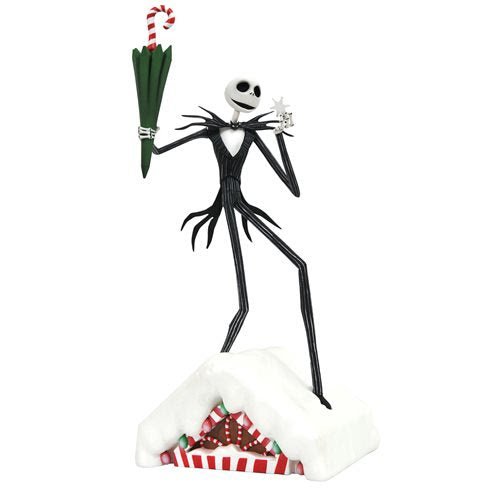 Image of Nightmare Before Christmas Gallery What Is This Jack Statue - JANUARY 2021