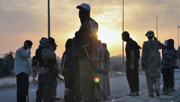 Estado islámico de Iraq y el Levante