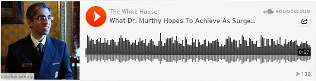 SoundCloud: Surgeon General Q/A