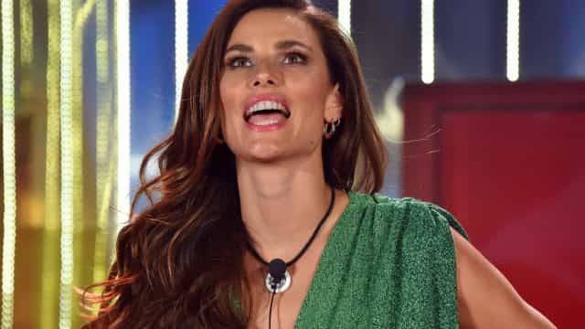Dayane Mello é a primeira finalista do Big Brother da Itália