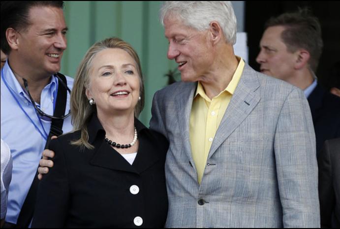 Bill, Hillary and the Haiti Debacle by Mary O'Grady