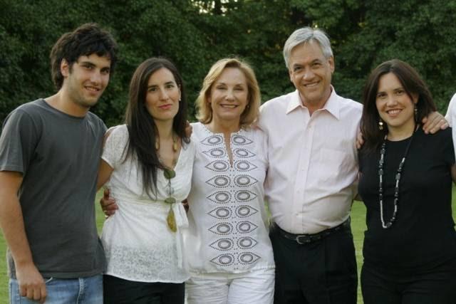Documentos jogam luz sobre empresas da família Piñera em paraísos fiscais