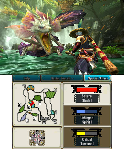 On July 15, get ready to hunt monsters in style with Monster Hunter Generations, exclusively for the ...
