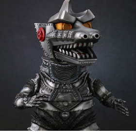 Terror of Mechagodzilla Defo-Real Mechagodzilla